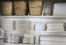 Linen Closet Space Savers