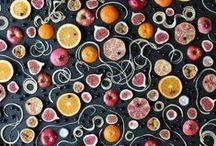 Passion Fruit, Black Currant, Fig & Pomegranate / Fig, Pomegranate, Black Currant & Passion Fruit Balsamic Vinegar