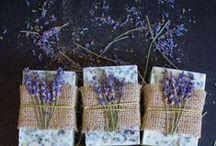 Lavender & Vanilla / Lavender Balsamic & Vanilla Oil