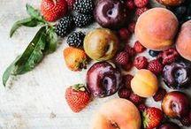 Peach, Apple, Plum & Cherry, Oh My! / Cherry Balsamic, White & Balsamic Peach Vinegar, Plum Balsamic & Red Apple Balsamic