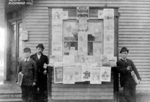 """A Writer's Guide to the 19th Century / Want to know what everyday life was like in the 1800's? You've come to the right spot -  the """"Back in My Time"""" Board features photographs from the 19th Century for writers, teachers, students, and history buffs that correspond to the blogs."""