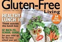 Gluten-Free Living Covers