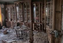 Abandoned/Beautiful