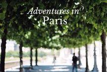 Paris <3 / by k