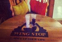 Wing Stop Instagram'da!