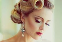 """Wedding Hair / Before you say """"I do"""" fall in love with these gorgeous looks to show your stylist!"""
