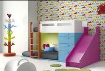 ::: dormitorio baby room ::: / La zona de los más pequeños,cunas convertibles una solución que está revolucionando los dormitorios de los bebés. Los niños crecen muy rapidamente y necesitamos soluciones que se adapten a ellos. Las cunas convertibles permiten optimizar el espacio e ir adaptándose a la edad y necesidades de los peques. Camas plegables, espacio para jugar y vivir sus aventuras, camas elevadas, un dúplex en el dormitorio de los niños.