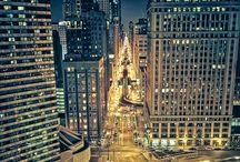 Cool Chicago Skyline Pics