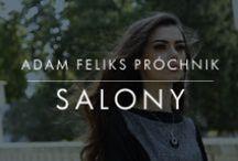 Salony / Zrealizowane w nowym koncepcie pierwsze salony marki. Umeblowanie oraz elementy architektoniczne nawiązują do tradycji dwudziestolecia międzywojennego i art deco. Zmiany te będą sukcesywnie wprowadzane również w pozostałych prawie trzydziestu salonach firmowych.