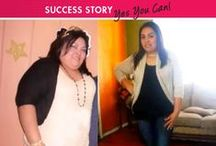 Weight Loss Success Stories! / See every day people's transformation with the Yes You Can! Diet Plan