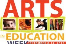 Arts in Education / Why art matters.