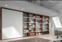::: librerías, book storage :::
