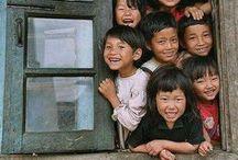 somriures del món