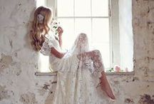 Bridal Fashion / A fabulous collection of must see bridal gowns ranging from whimsical and romantic to modern and chic.