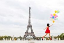 Whimsically French Bridal Shower / Escape to a whimsically sweet Parisian Bridal Shower
