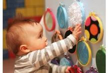 Teaching Aids Babies / Stimulating your baby and Teacher Ideas / by Ilse Botha