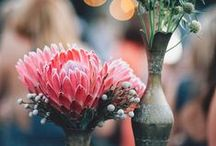 Blooms / Florals for your event. So many creative and beautiful arrangements.