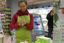 Green Canderel Stevia / Green Canderel -myyntipäivät vähittäiskaupoissa ympäri suomen. #somena