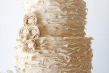 C A K E / P I E / Mooie taarten en taart recepten  / by Caroline L