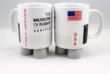 Space Gifts / Space themed gifts for all ages from The Museum of Flight Store.
