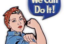 Rosie the Riveter / We Can Do It!