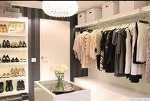 Walk in closet / Wardrobe / info@cristelisabelmarcon.com