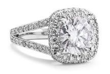 Bridal / Engagement rings and wedding bands
