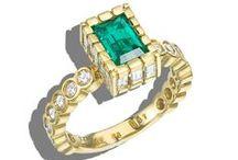 Emeralds / Finished jewelry