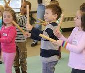 PreK Music / Ideas for teaching music with PreK, daycare, early childhood, & headstart.