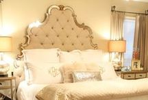 Master Bedroom inspirations