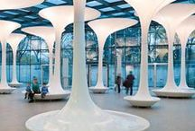 Public interiors,coffee shop,bar &restaurant,reception,lobby ... / by Art Phoenix