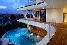 Outdoor...Terrace...&...Zone of pool / by Art Phoenix