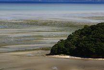 NZ / De mis fotos y las fotos de otros. Like living in a postcard.