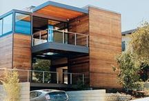 Wood in a exteriors / by Art Phoenix