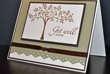 Stampin Up Get Well