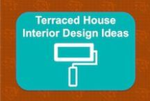 Terraced House Interior Design Ideas / This board is all about showing world class examples of interior design within terraced houses
