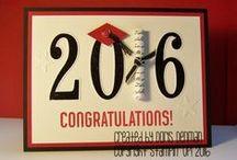 Stampin Up Graduation