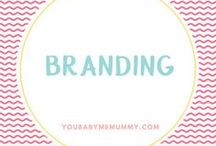 Branding (Blogging + Entrepreneur) / How to create a clear brand for your blog/business