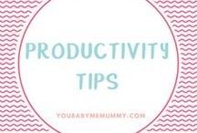 Productivity tips (Blogging + Entrepreneur) / Need more focus? These tips will help you ramp up your productivity  - productivity, time management, task management, systems, tools, save time