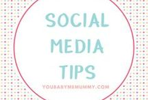 Social Media Tips (Blogging + Entrepreneur) / How to rock all of your social media channels