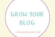 Grow your blog (Blogging + Entrepreneur) / Lots of tips on growing your blog and email list