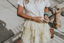 Skirts.