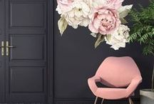 Dusk | 2018 / Pale lilacs and dusky pinks are continuing to have their moment in the spotlight, within the realms of the Interior design world. Forecasted trends and blogs say these colours will remain prominent throughout but will transform from lighter to darker hues with the change of seasons.