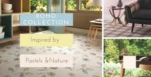 All things Spring & Summer | 2018 / Inspiration for a beautiful spring | pale pastel tones & floral patterns | Take a look at our spring blog: http://www.ulstercarpets.com/residential/blog/category/143