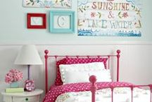 home - KID ROOMS / by Shannon Brown