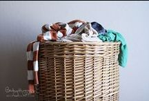 organization & cleaning / by Shannon Brown