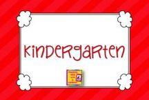 Kindergarten / by Carrie Cornwell
