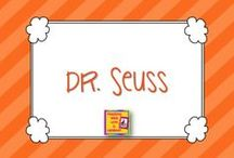 Dr. Seuss  / by Carrie Cornwell
