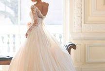 Wedding Dresses / by Sarah Greenwell