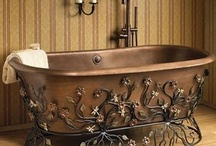 Bathrooms / by Debbie Snyder